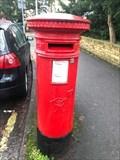 Image for Victorian Pillar Box - Lovelace Gardens - Surbiton - London - UK