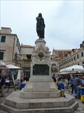 Image for Ivan Gundulic Statue - Dubrovnik