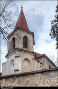 Image for Kostel Sv. Klimenta / Church of St. Clement - Chržín (Central Bohemia)