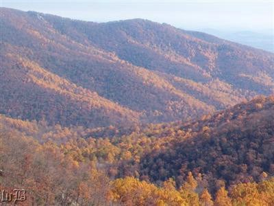 A view in late fall from Marys Rock Tunnel.