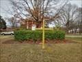 Image for Churchyard Cross ~ Church Circle ~ Kingsport, Tennessee - USA.