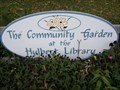 Image for The Community Garden at the Hulbert Library - Springville, New York