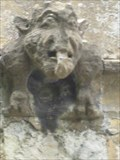 Image for  All Saints Church Wing, Bucks, Gargoyle and Chimera