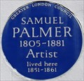 Image for Samuel Palmer - Duoro Place, London, UK