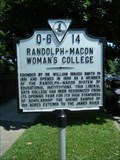 Image for Randolph-Macon Woman's College
