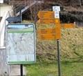 Image for Bicycle Network Distance Arrows - Vaduz, Liechtenstein