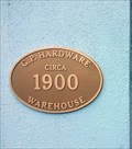 Image for Grants Pass Hardware Warehouse - 1900 - Grants Pass, OR