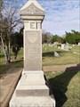 Image for Annie L. Emmons - Palacios Cemetery, Palacios, TX