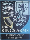Image for The Kings Arms - Crouch Street, Colchester, UK