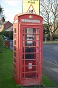 Image for Red Telephone Box - Great Bowden, Leicestershire, LE16 7EU