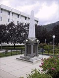 Image for War Memorial to the Fallen - Nelson, British Columbia