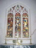 Image for St Peter's Church Windows - Boxworth, Cambridgeshire, UK
