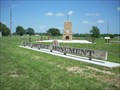 Image for Burnt District Monument  -  Harrisonville, MO