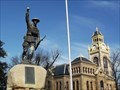 Image for World War I Monument - Llano County Courthouse Historic District - Llano, TX