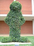 Image for Gone - Saint Louis University Billiken Topiary - St. Louis, Missouri