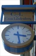 Image for C. van Landenberg Clock, Werther Strasse 19 - Bad Münstereifel - NRW / Germany