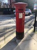 Image for Victorian Pillar Box - Compayne Gardens, South Hampstead, London NW6, UK