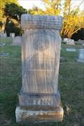 Image for Albert Wynn -- Pleasant Ridge Cemetery, Sunnyvale TX