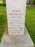 Image for 100 - Grace Whiteford - Notre-Dame-des-Neiges, Montréal, Québec