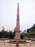 Image for Obélisque à Turenne, Turckheim, Haut-Rhin, France