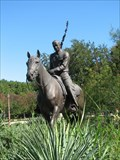 Image for Will Rogers Riding into the Sunset - Fort Worth, Texas