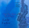 Image for Welcome to Lake Tahoe sign - Nevada