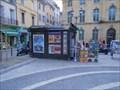 Image for Kiosque à journaux de l'Hôtel de Ville - Aix en Provence, Paca, France