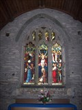Image for STAINED GLASS WINDOWS, RAME CHURCH