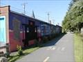 Image for Nashua Heritage Rail Trail Train Mural