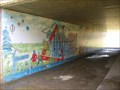 Image for Warmington Mill Underpass Mural - Eaglethorpe, Northamptonshire, UK