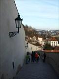 Image for Staré zámecké schody, Praha, Czech republis