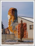 Image for Outside Climbing Wall at Youth and Children's House, Prague - Modrany, Czech Republic