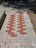 Image for Saint Ambrose Catholic Church Brick Pavers - Elkton, FL