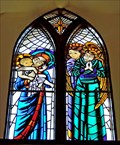 Image for Caroline Ross Windows St. James Church - Deer Lodge, MT