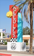 Image for Needles Route 66 Sign