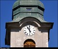 Image for Clocks of the St. Wenceslaus' Church / Hodiny na kostele Sv. Václava - Harrachov (North Bohemia)