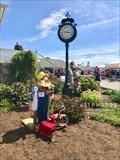 Image for Woodstock Fair town clock - Woodstock, Connecticut