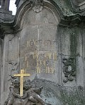 Image for 1764 - The Holy Trinity Column  - Jindrichuv Hradec, Czech Republic
