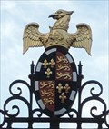 Image for Lady Margaret Beaufort Coat-of-Arms - St John's Street, Cambridge, UK