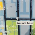 Image for You Are Here - Taviton Street, London, UK
