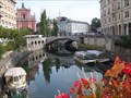 Image for Treomostovje - Triple Bridge - Ljubljana Slovenia