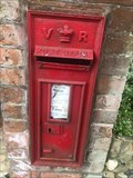 Image for Victorian Wall Post Box - Beeches Hill - Southampton - Hampshire - UK