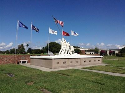 Marine Corps War Memorial Fort Myers Florida Exact