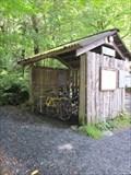 Image for Bike Huts, Car Park, CAT, Corris, Gwynedd, Wales, UK