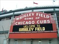 Image for Wrigley Field - Chicago, Illinois