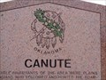 Image for Canute - Historical Marker - Canute, Oklahoma, USA
