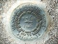 "Image for AW1531 - ""U 1183"" bench mark disk - Baytown, TX"