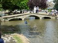 Image for 4 of 5 on River Windrush, Bourton on the Water, Gloucestershire, England