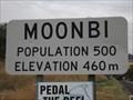 Image for Moonbi, NSW, Australia - pop 500