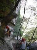 Image for Rio Sallagoni via ferrata - Drena, Italy